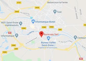 Burocopy 5 Avenue Pierre Bérégovoy, 52100 Saint-Dizier