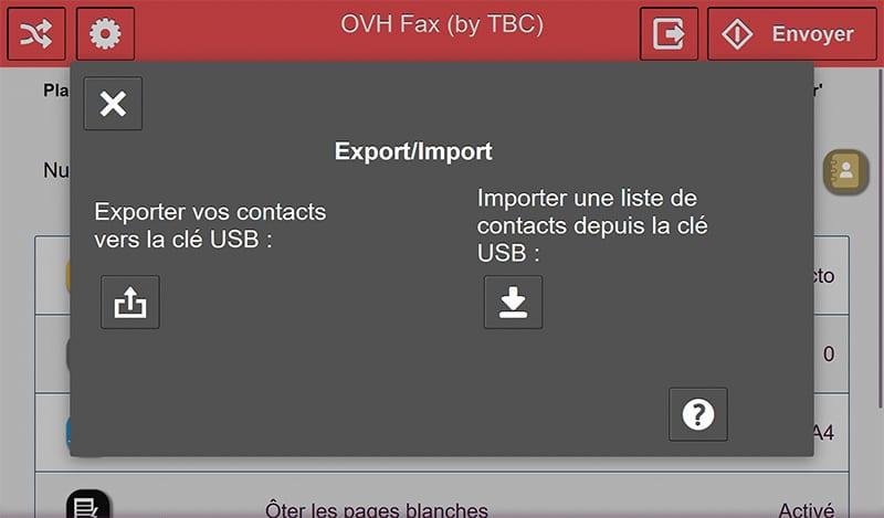 OVH Fax Pro slide 3