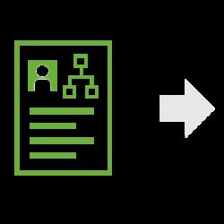 Icône document scan